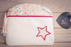 Tuto couture : la pochette Candy multi-poches | Les tutos couture de Dodynette