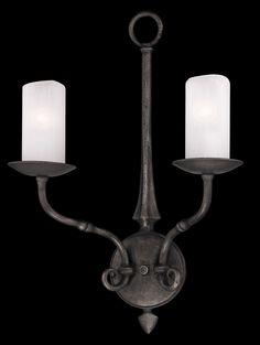 Prescott 2 Light Chandelier