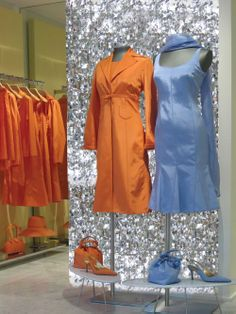 Floral Sheeting~Retail Design and Store Displays