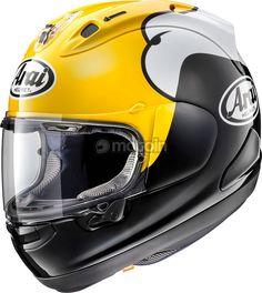 Arai RX-7V Kenny Roberts, integral helmet