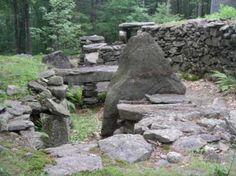 Mystery Hill, America America's Stonehenge is an archaeological site consisting of a number of large rocks and stone structures scattered around roughly 30 acres within the town of Salem, New Hampshire in the northeast United States...
