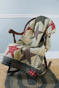 Appleseed Primitive quilt LOVE THIS