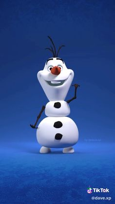 Olaf is a queen