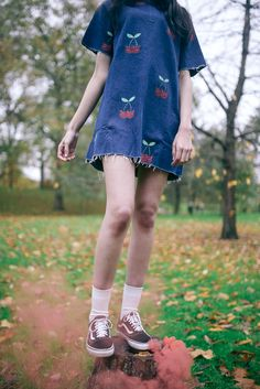 Autumn Leaves editorial | Lazy Oaf Journal