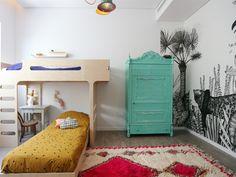 Sleepykins // A Vibrant Shared Space | Babiekins Magazine