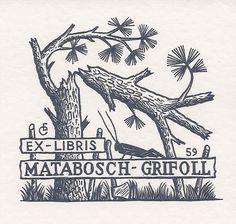 Exlibris of Matabosch Grifoll