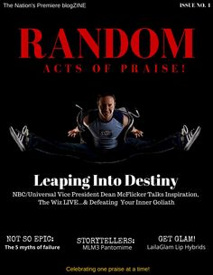 Random Acts of Praise #1  Positive Acts...POSITIVE PEOPLE