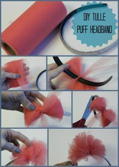 Blog  The Hair Bow Company. I love how the Hair Bow Company not only sells me the craft supplied for my Baby's accessories, but they teach me how to do the crafts!!! Can't wait to try this tulle bow! | best from pinterest