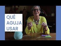 Empezar a Tejer con Lucila 🧶 Siga los Videos de estas Playlist para aprender a #tejer bien. - YouTube