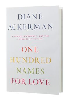 Book Release: One Hundred Names for Love