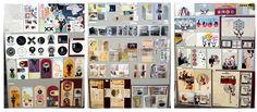 Top Art Exhibition - Design » NZQA Portfolio Examples, Portfolio Design, Auckland Art Gallery, Project Presentation, Exhibition, Design Research, Level 3, Graphic Art, Photo Wall