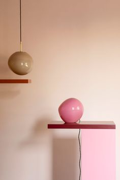 Helle Mardahl designs Candy Collection lamps based on childhood memories of sweet shops Vintage Light Fixtures, Outdoor Sconces, Globe Lights, Wall Lights, Glass Globe, Lamp Bases, Colored Glass, Pendant Lamp, Decoration
