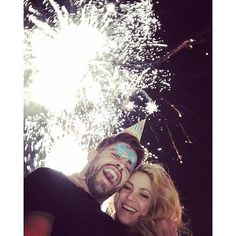 """We think Shakira and Gerard Piqué were always destined to be together. The couple has been an item since 2011, after meeting at the video shoot for the singer's track for the 2010 World Cup, """"Waka Waka"""" — sorry if that song is now stuck in your head for the rest of the day — and from that moment on, it's been clear that the pair is totally smitten with each other."""