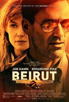 Beirut 2018 Movie Poster
