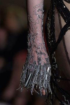 Alexander McQueen, Spring 2017 - The Most Magnificent Details from the Spring '17 Paris Runways - Photos