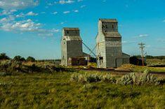 Grain Elevators at Intake   by dolmst