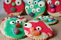 Simple Monster cookies