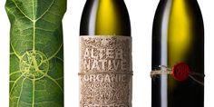 Alternative OrganicWine - The Dieline -