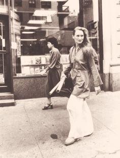 Meryl Streep... amazing!