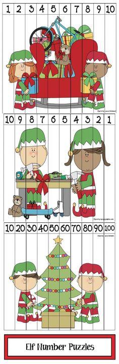 Elf Puzzles