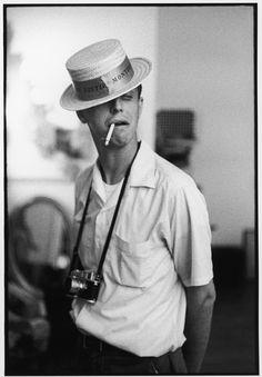 Lee Friedlander, foto de William Claxton