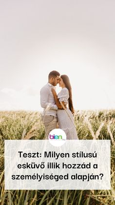 Az alábbi tesztből megtudhatod, hogy milyen esküvői stílus passzol hozzád a legjobban a személyiséged alapján! Vajon a rusztikus lagzi, vagy egy modern, kifinomult esküvő a nyerő számodra? Válaszolj a következő kérdésekre, amiből kiderül! Couple Photos, Couples, Modern, Couple Shots, Trendy Tree, Couple Photography, Couple, Couple Pictures