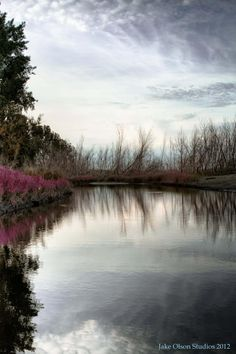Missouri River inlet ... Burt County, Nebraska