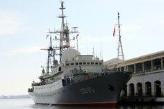 Russian Spy Ships Operating Off Coast Of Jacksonville Florida Near Mayport Naval Station