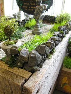 Table top garden