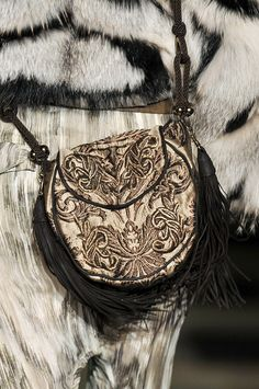 Roberto Cavalli Fall 2010 Ready-to-Wear Collection