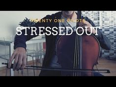 Twenty One Pilots - Stressed out for cello and piano (COVER) - YouTube