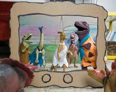 Dinovember movie stars
