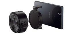 スマホ外付けカメラ「QX」の新型は30倍ズームができるかも