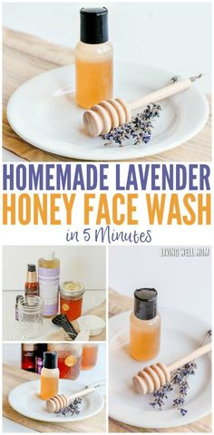 If you want quality skincare without the expensive cost, try this homemade Honey Face Wash. Made with honey, lavender oil, and Castile soap, the benefits of this DIY recipe far outweigh store-bought cleansers. It's great for acne or any skin concerns you may have. Face Skin Care, Diy Skin Care, Skin Care Tips, Face Face, Homemade Facials, Homemade Skin Care, Homemade Scrub, Homemade Products, Homemade Face Wash
