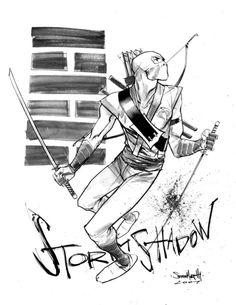 Storm Shadow | Sean Gordon Murphy