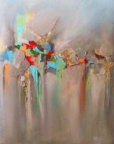 Abstract art by artist Blaire wheeler www.blairewheelerart.com
