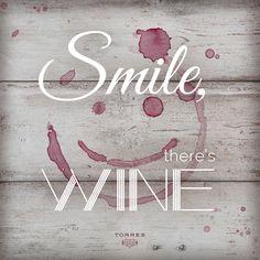 #Smile #FridayWineQuote