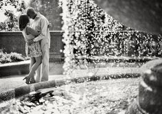 fountain- perfect to have with the one in our wedding!