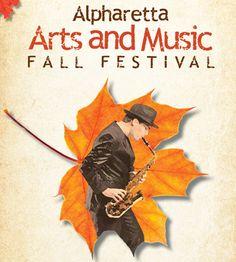 October 20-21, 2012: Alpharetta Arts & Music Fall Festival in Alpharetta, Georgia.