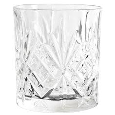 Vattenglas MELODIA 31cl. 6-pack. Vattenglas som rymmer 31cl. Det finns flera glas i smma serie. Säljes endast i 6-pack, styckpris i butik är 49:-