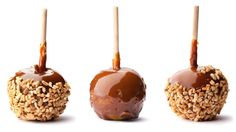 caramel apples, fall goals , seriously