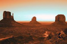 Monument Valley, Navajo Nation Reservation, Four Corners area, Utah, USA Monument Valley 6 by CitizenFresh Colorado Plateau, Beautiful Places To Visit, Amazing Places, Vacation Places, Vacations, Navajo Nation, Snap Out Of It, Four Corners, Travel Goals