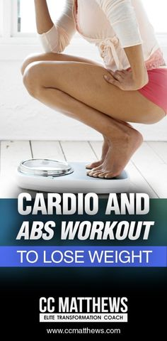 cardio and abs workout to lose weight