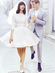 Mod bride