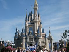 Castelo da Princesa no Magic Kingdom, na Disney - Wikimedia Commons