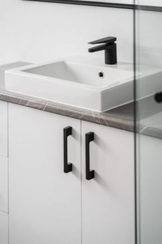 Modus Property 353 Sevenoaks St, Cannington WA 6107 1300-136-384 Bathroom Renovations Perth, Bathroom Renos, Large Shower, Big Windows, Cabinet Makers, Double Vanity, Tub, Sink, Design
