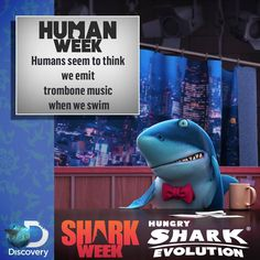 Shark Week is not the only type of televised event on strange creatures. Introducing, Human Week!