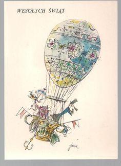 Easter book illustration by Jan Marcin Szancer. Easter Books, Egg Decorating, Book Illustration, Illustrations, Vintage Easter, Fairy Tales, Vintage World Maps, Cards, Inspiration