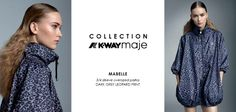 Maje pour K•WAY collab collection. Now available at www.k-way.ca. #KWAY