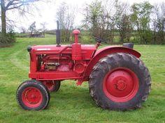 David Brown 50D tractor